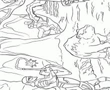 colouring pages fairies funycoloring