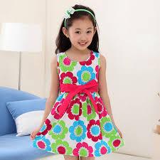 aliexpress com buy 2017 flower girls casual dresses kids