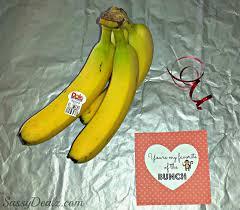 banana halloween bag diy banana valentine u0027s day gift idea
