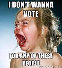 Voting Meme - australia votes a long caign in memes dank memes faketradie
