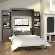 Wall Mount Headboard Bedroom Attractive Bestar Wall Bed For Modern Bedroom Furniture
