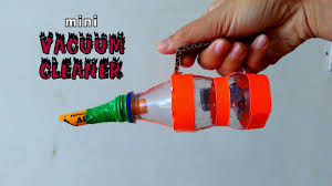 how to make mini vacuum cleaner easy tutorial toy for kids