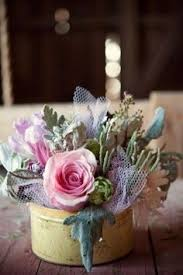 Shabby Chic Flower Arrangement by Comment Créer Des Arrangements De Plantes Grasses Centerpiece