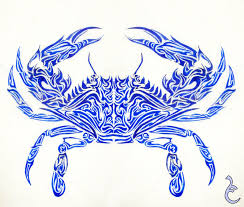 cartoon crab tattoo designs photos pictures and sketches