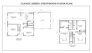 classic floor plans crestwood floor plan classic series ihc