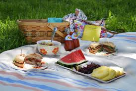 plan some summer outings with your senior supporting family