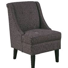 Wingback Accent Chair Ashley 36229 Clarinda Gray Slipper Wingback Accent Chair