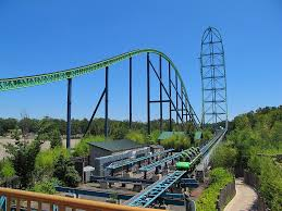 Six Flags New Jeresy Die Spektakulärsten Achterbahnen Der Welt Voucherwonderland