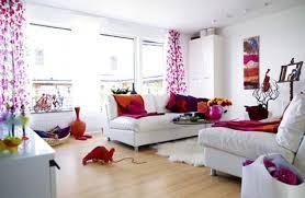 Living Room  White Sofa Set Purple Sofa Cushion Carpet Coffee - Pink living room set