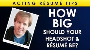 us resume format professional actor headshots resume headshot tips krida info