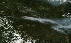 Wildfire Training Bc by Numerous Wildfires Rage In And Dry Pacific Northwest Imageo