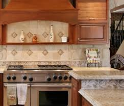 mirror backsplash in kitchen metal mosaic tile stainless steel