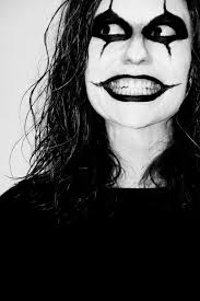 how to make white face makeup for halloween black and white halloween makeup