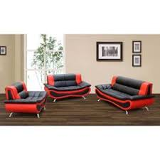 Fill Your Living Room With Contemporary Seating With This Modern - Modern living room set