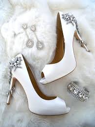 wedding shoes jeweled heels badgley mischka bridal shoes wedding and bridal