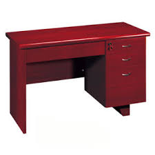Computer Desk Lock Home Office Study Writing Computer Wood Desk Simple Sleek Lock