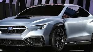 subaru concept truck look this 2019 subaru wrx redesign info release date youtube