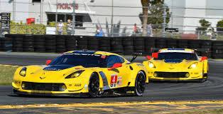 imsa corvette vues magazine top manufacturer gtlm race teams choose