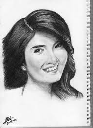 yam concepcion charcoal sketch by pakwan008 on deviantart