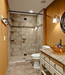walk in shower designs for small bathrooms small bathroom tiub and walkin shower olive green porcelain