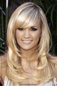 layered haircut with side fringe 17 best images about hair on