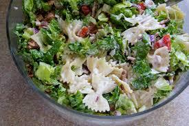 best pasta salad recipe blt pasta salad dula notes