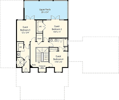 net zero energy farmhouse 33090zr architectural designs