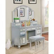 Bedroom Vanity Table 3 Pc Tracy Collection