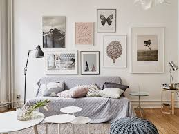 Scandinavian Home by I Wish I Lived Here A Pastel Scandinavian Home Cate St Hill