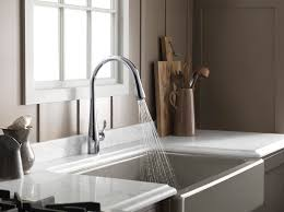 Perfect Kitchen Faucet With Pull by For A Perfect Faucet Match Keep It In The Family The Seattle Times