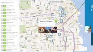 foursquare for windows 8 a visual knockout stark insider