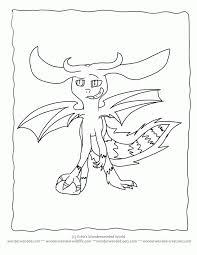 pics of cartoon dragons coloring home