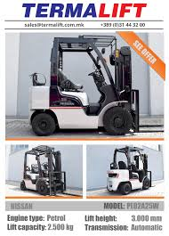 i am employed in marketing at forklift systems forklift systems