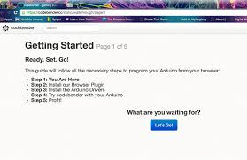 tutorial embedding your arduino sketches using codebender a