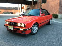 bmw e30 325i convertible for sale bmw e30 325i 1992 convertible fully upgraded for sale in
