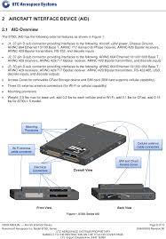 8730l1 5 aircraft interface device user manual rosemount aerospace