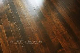 How To Clean Wood Laminate Floors With Vinegar Something Fun To Share Stacy Risenmay