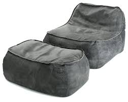 bean bag chair with ottoman bean bag chair and ottoman 51job me
