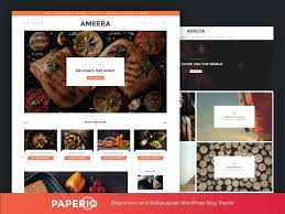 Best Website Color Schemes by 20 Awesome Food Wordpress Themes To Share Recipes 2017 Colorlib
