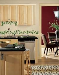 vines wall decals kitchen leaves stickers peel u0026 stick