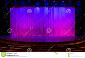 Light Purple Curtains Stage With Purple Curtains Stock Photo Image Of Textile 83382418