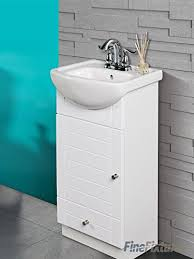 Narrow Bathroom Sink Vanity Entrancing Bathroom Sink Cabinet That Adorn Your Bathroom Interior