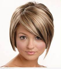 short layered bob hairstyles for round faces hairstyle picture magz