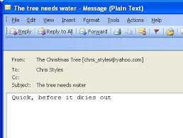 christmas tree watering mbed
