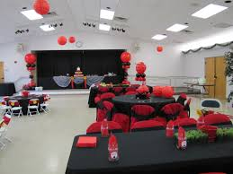 party people event decorating company lady bug first birthday