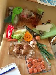 cuisine japonaise les bases menu japonais à base de saumon cherka cuisine