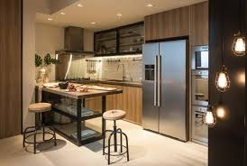 kitchen design workshop industrial chic hong kong apartment wylie court by chinc u0027s