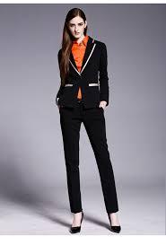 women evening pant suits new arrrive women business suits formal