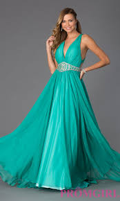 Formal Dresses San Antonio Celebrity Prom Dresses Evening Gowns Promgirl V Neck