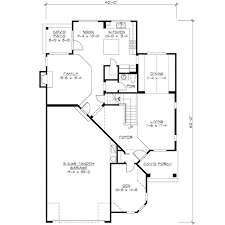 colonial style house plan 3 beds 2 50 baths 2805 sq ft plan 132 125 colonial style house plan 3 beds 2 50 baths 2805 sq ft plan 132